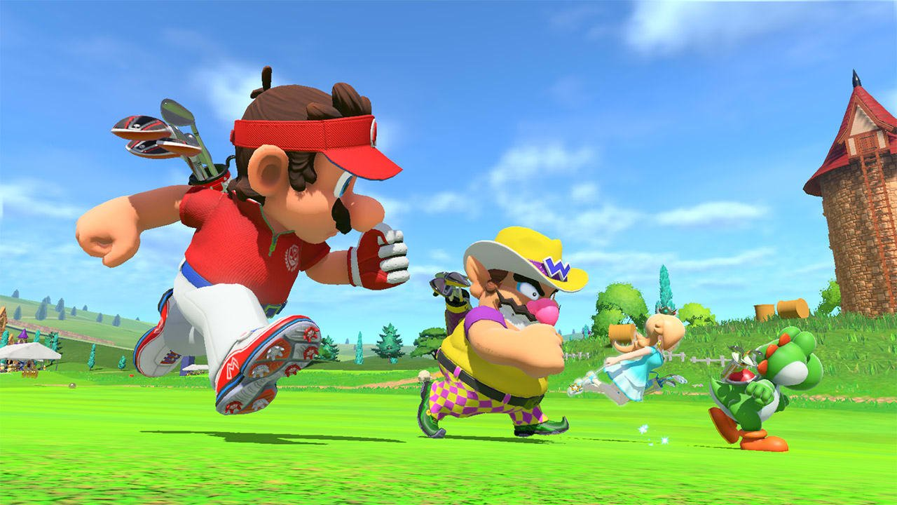 Mario Golf: Super Rush (Switch) Review 3
