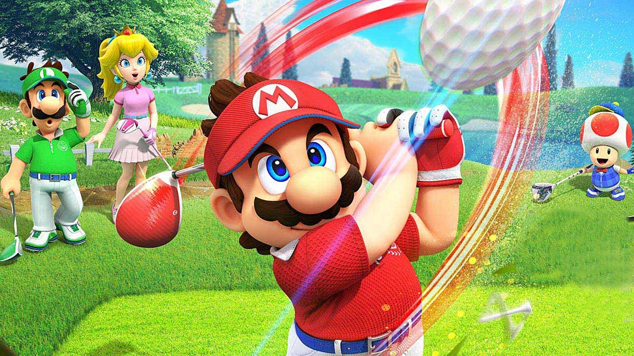 Mario Golf: Super Rush (Switch) Review 1