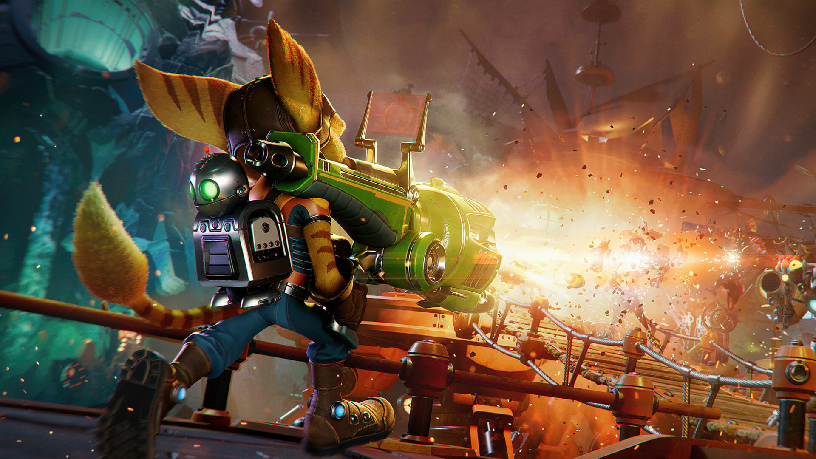 Ratchet & Clank: Rift Apart (PS5) Review 1