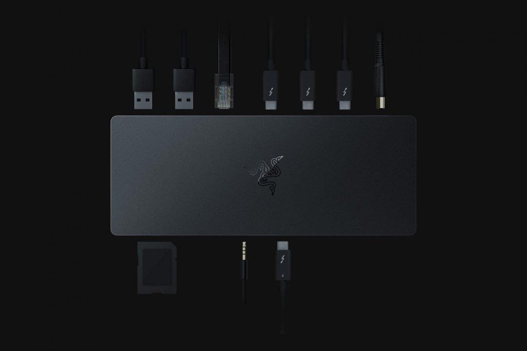 Razer Thunderbolt 4 Dock Chroma
