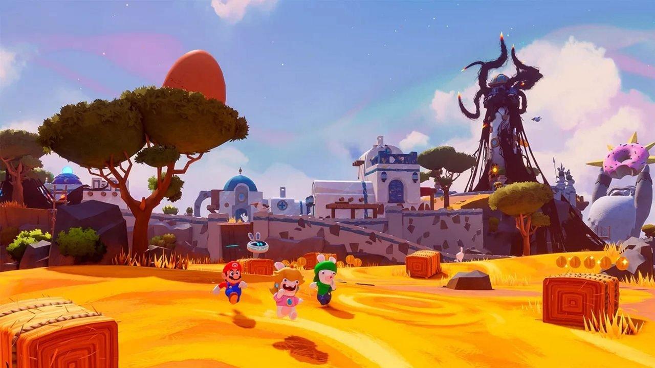 Nintendo Accidently Reveals New Mario+Rabbids 3