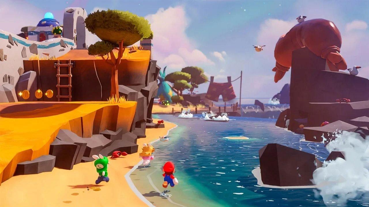 Nintendo Accidently Reveals New Mario+Rabbids 2