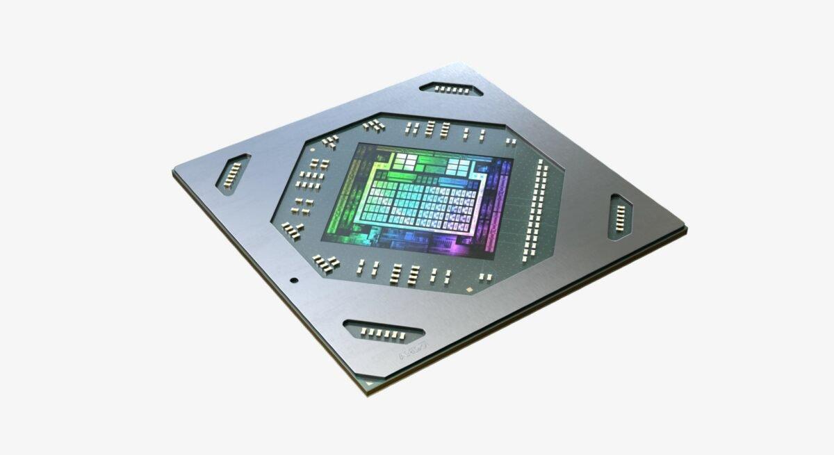 AMD Announces Radeon RX 6000M GPU Series