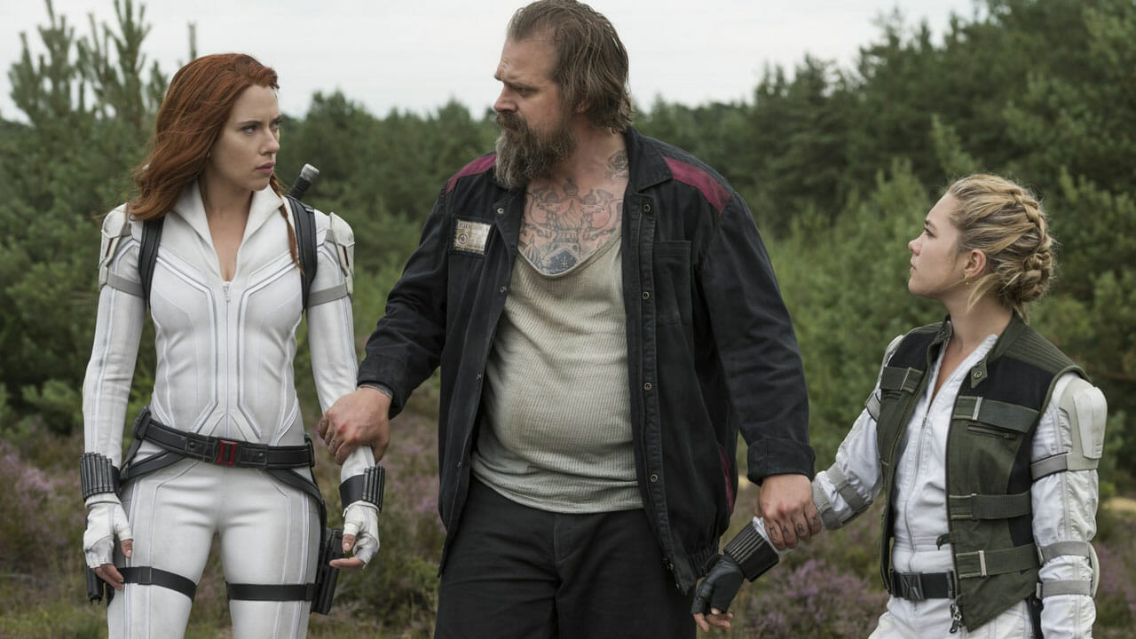 Black Widow (2021) Review 1