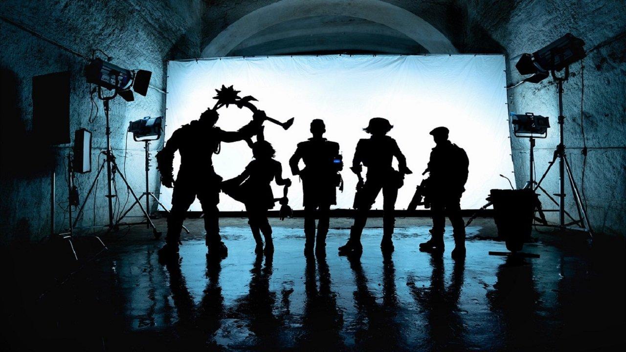 Borderlands Film Photos Show Shadowy Sneak Peek at Characters