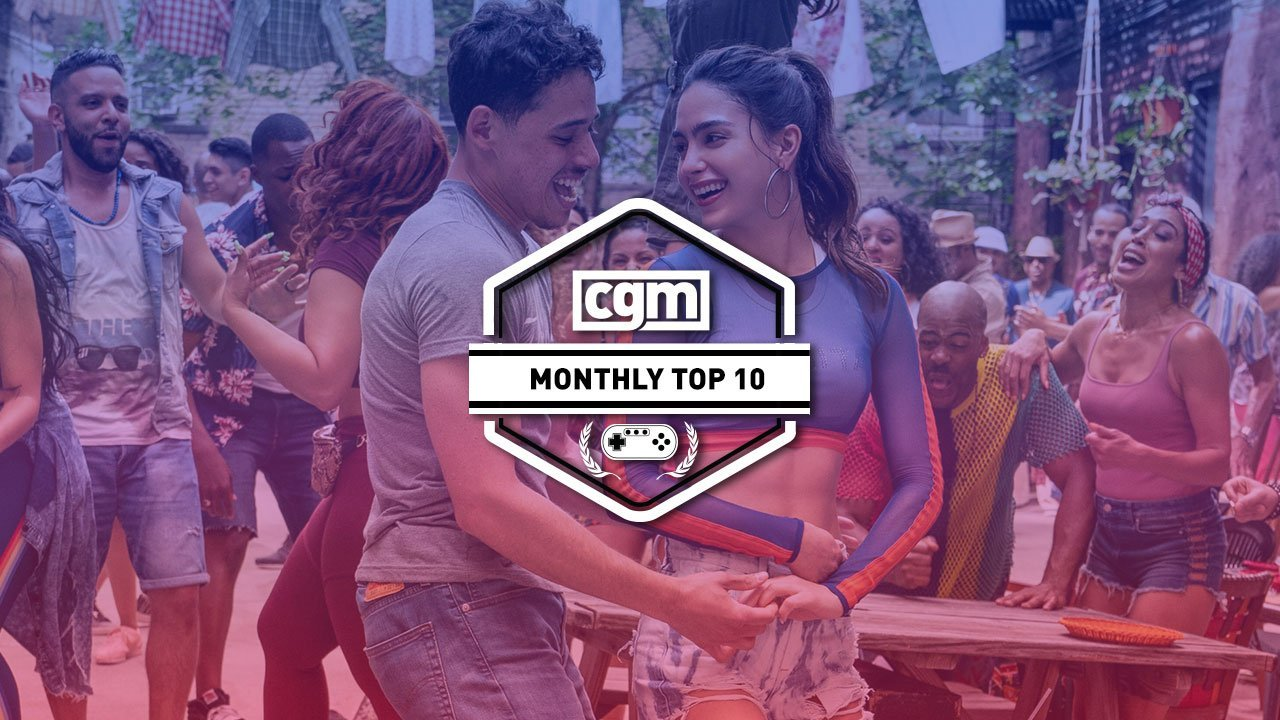 CGM Monthly Top 10 Reviews: June 2021
