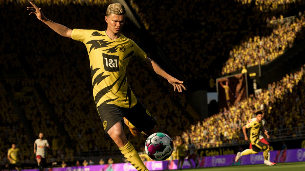 FIFA 22 Private Beta Test Cancelled by EA after Leaks