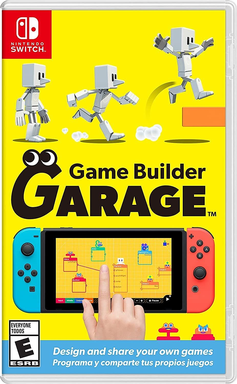 Game Builder Garage Review