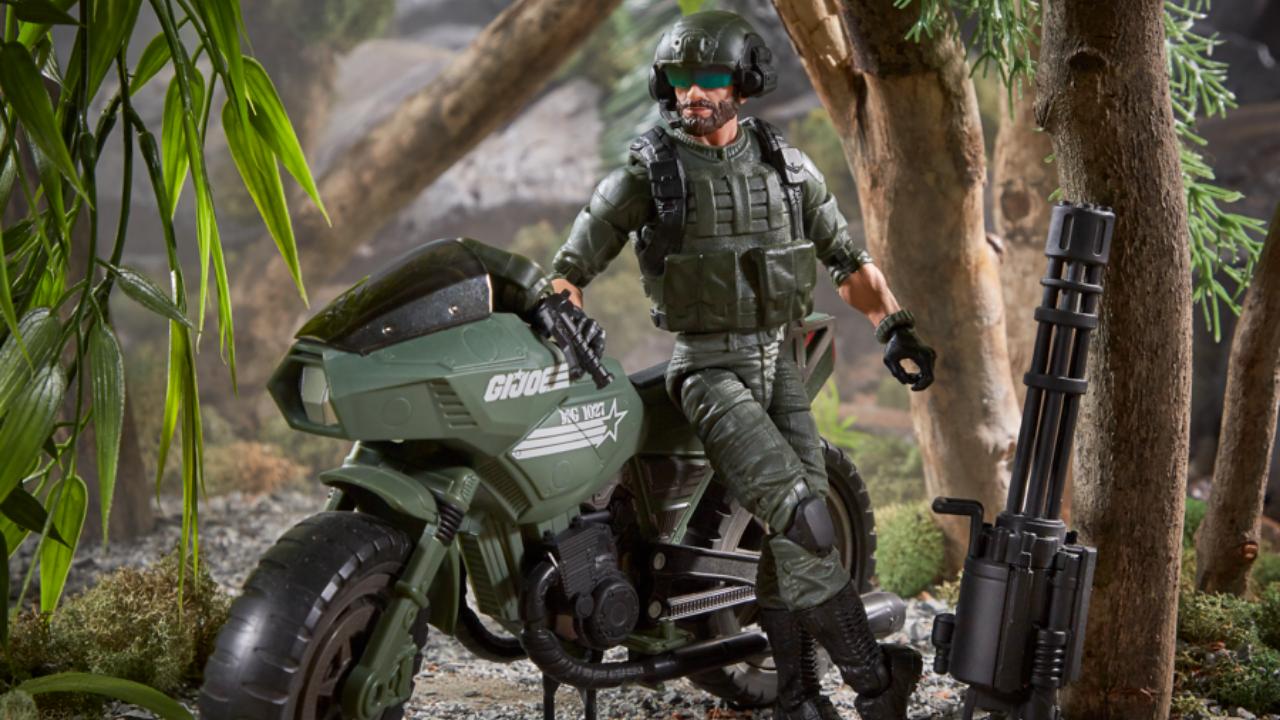 Hasbro Reveals New G.I. Joe Action Figures