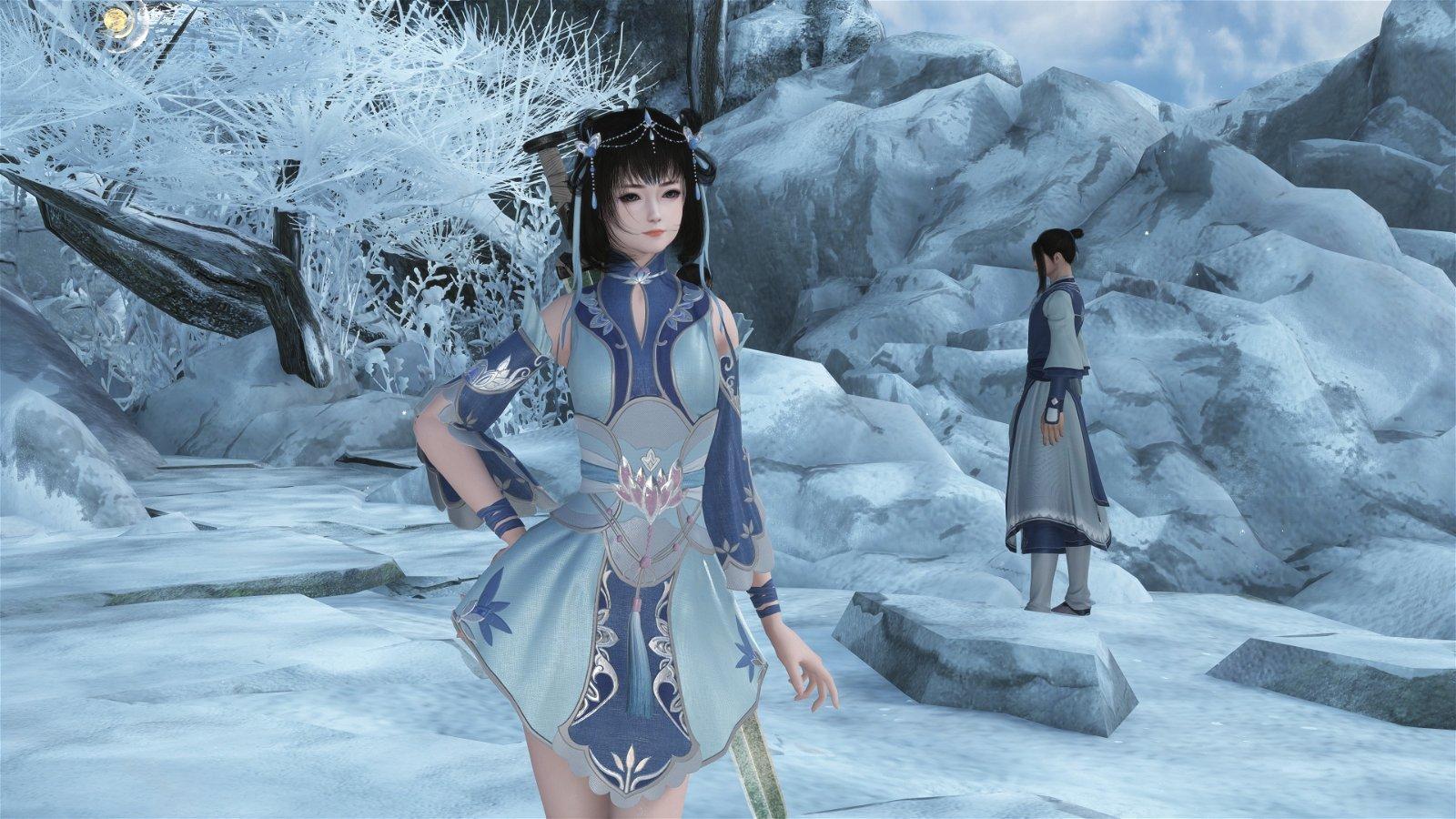 Hunt For Treasure and Bounties in Swords of Legends Online 1