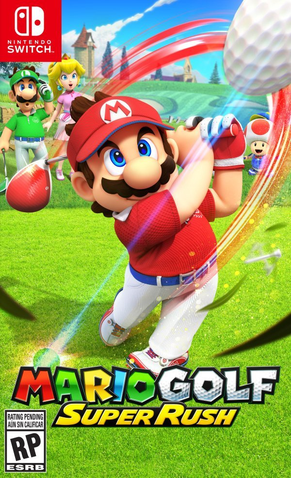 Mario Golf: Super Rush (Switch) Review