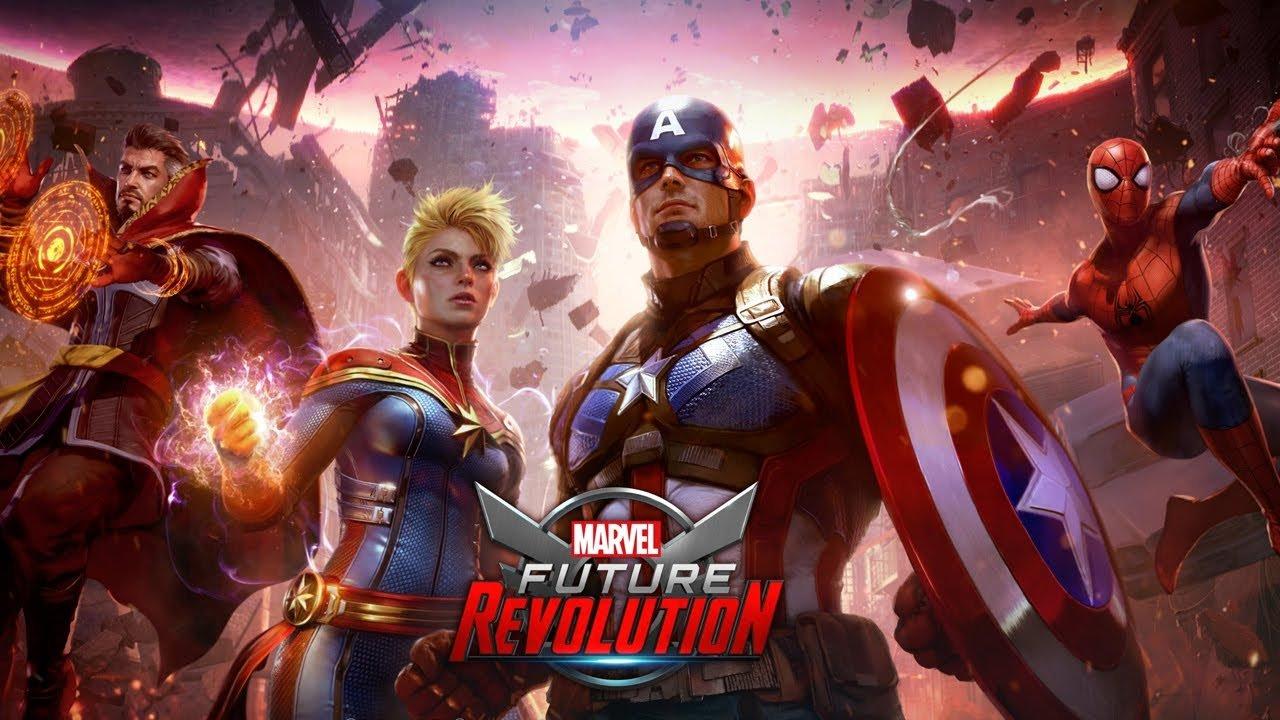 Marvel Future Revolution Pre-Registration is Open