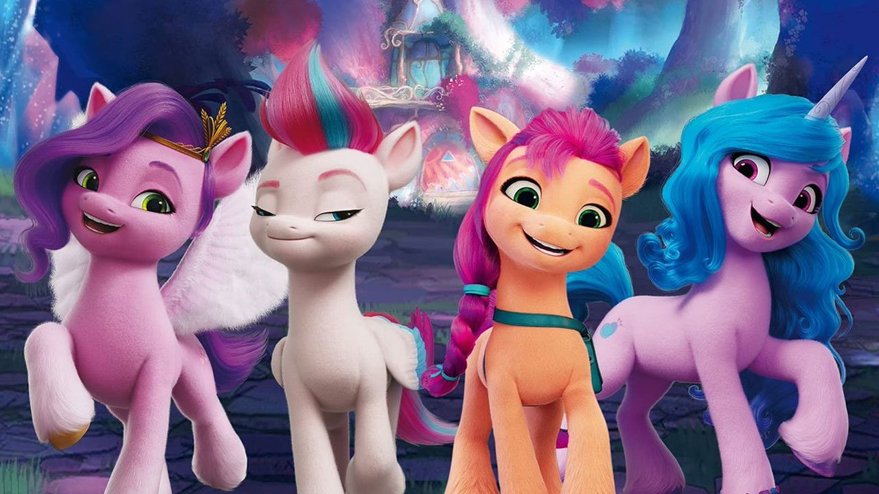 My Little Pony: A New Generation Release Date Announced 1