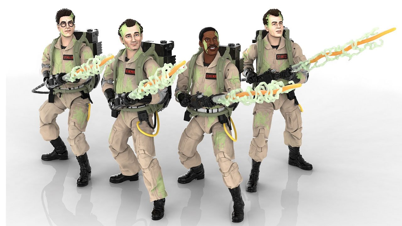 New Ghostbusters Figures From Hasbro Announced 3