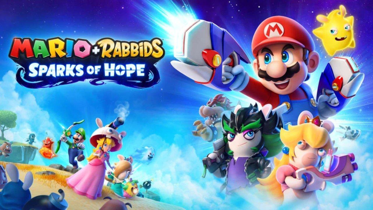 Nintendo Accidently Reveals New Mario+Rabbids 4