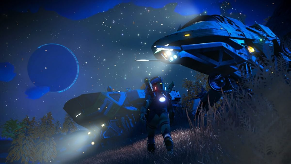 No Man's Sky Releases Prisms Update