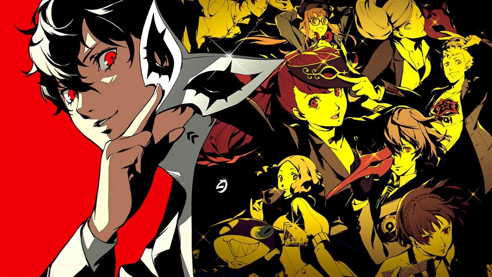Persona Series Passes 15 Million Copies Sold Worldwide