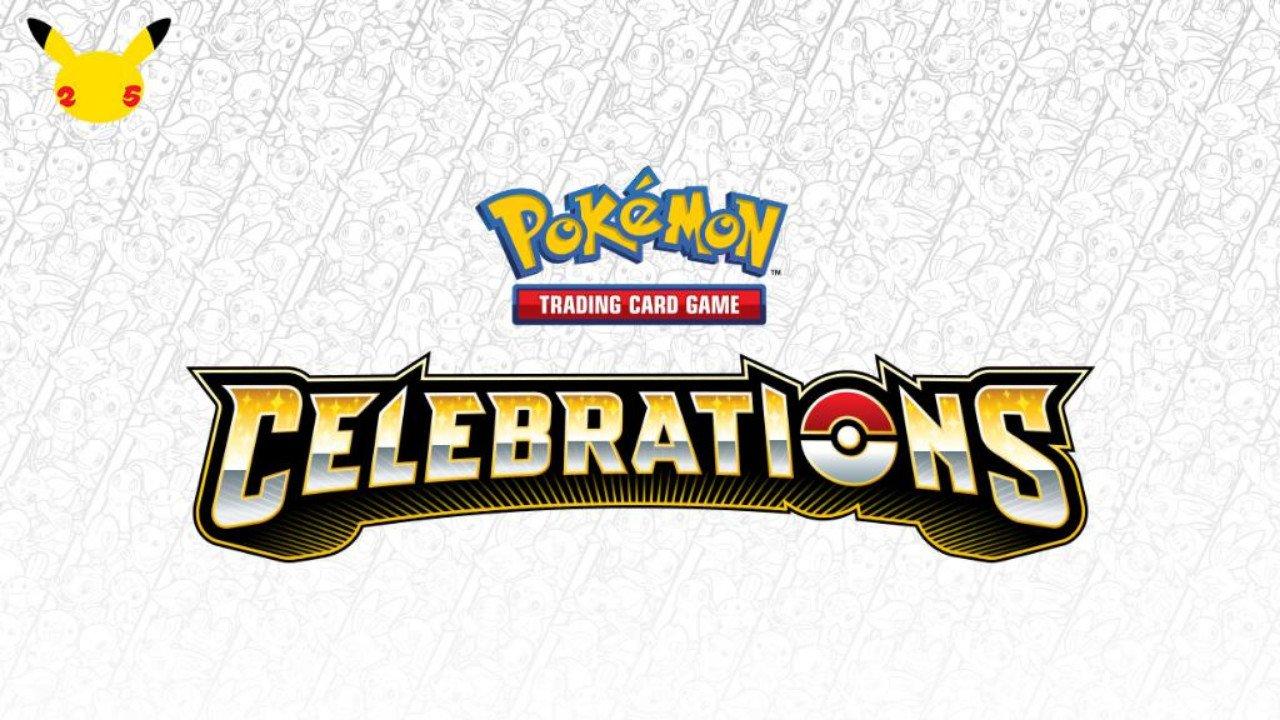 Pokémon TCG Announces Celebration Collection