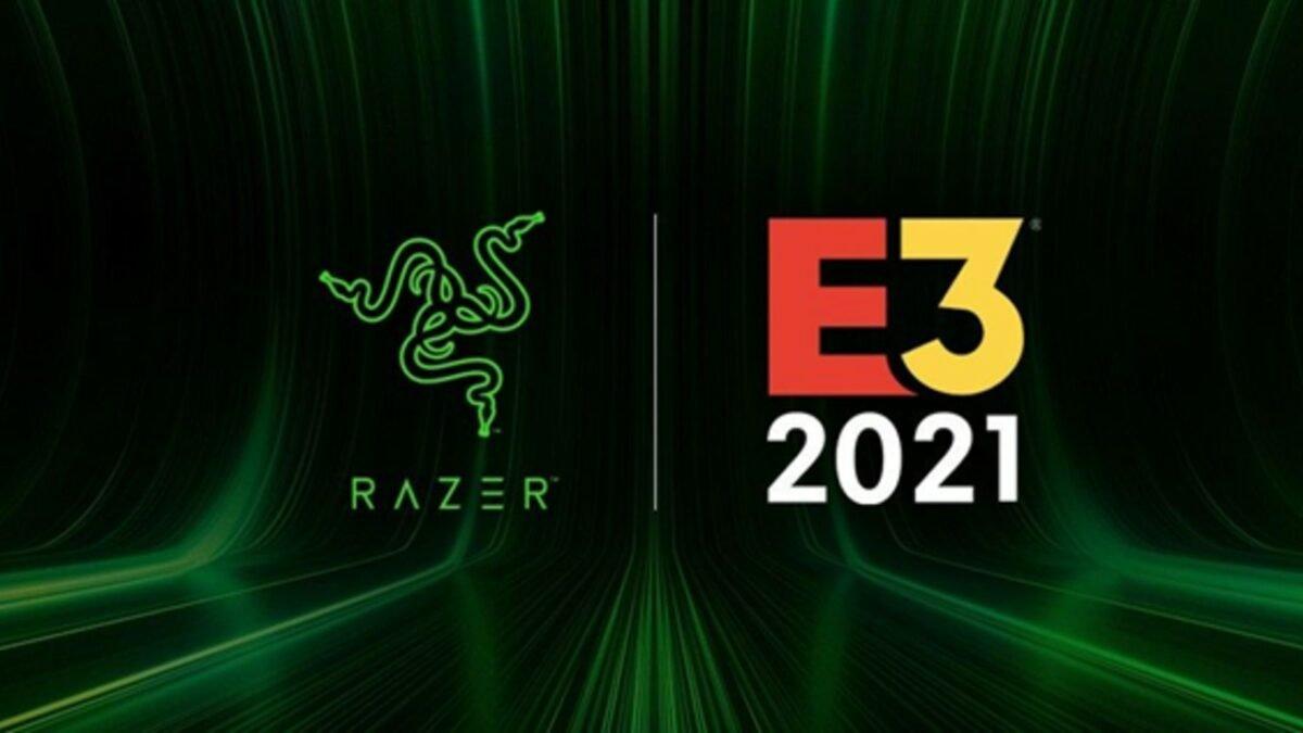 Razer Announces Its E3 2021 Keynote for June 14th