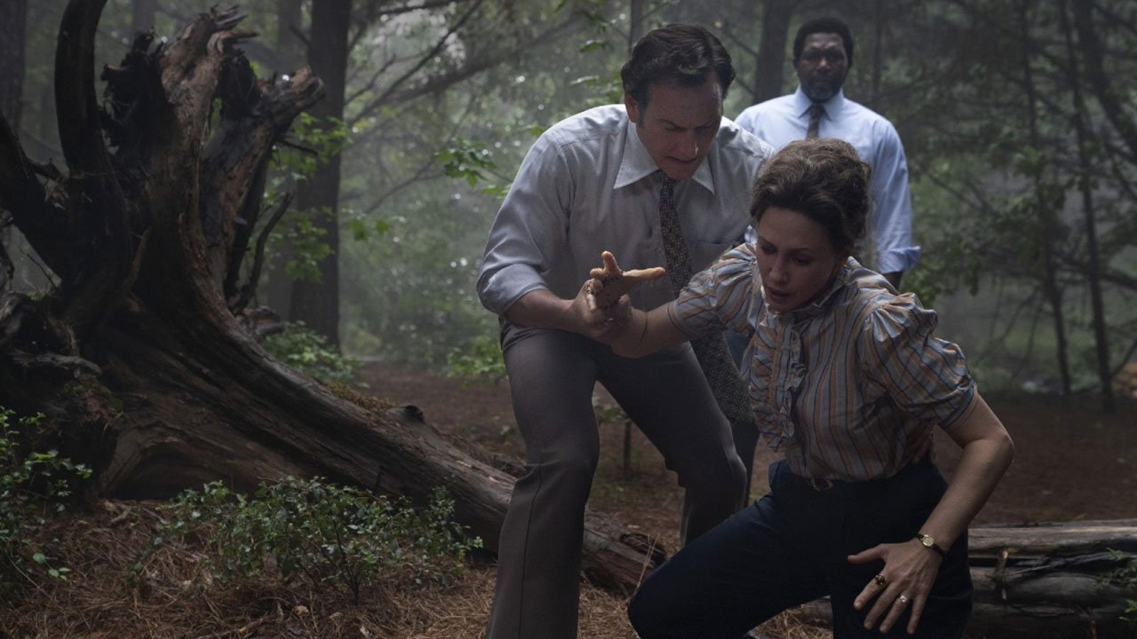 The Conjuring: The Devil Made Me Do It (2021) Review 1