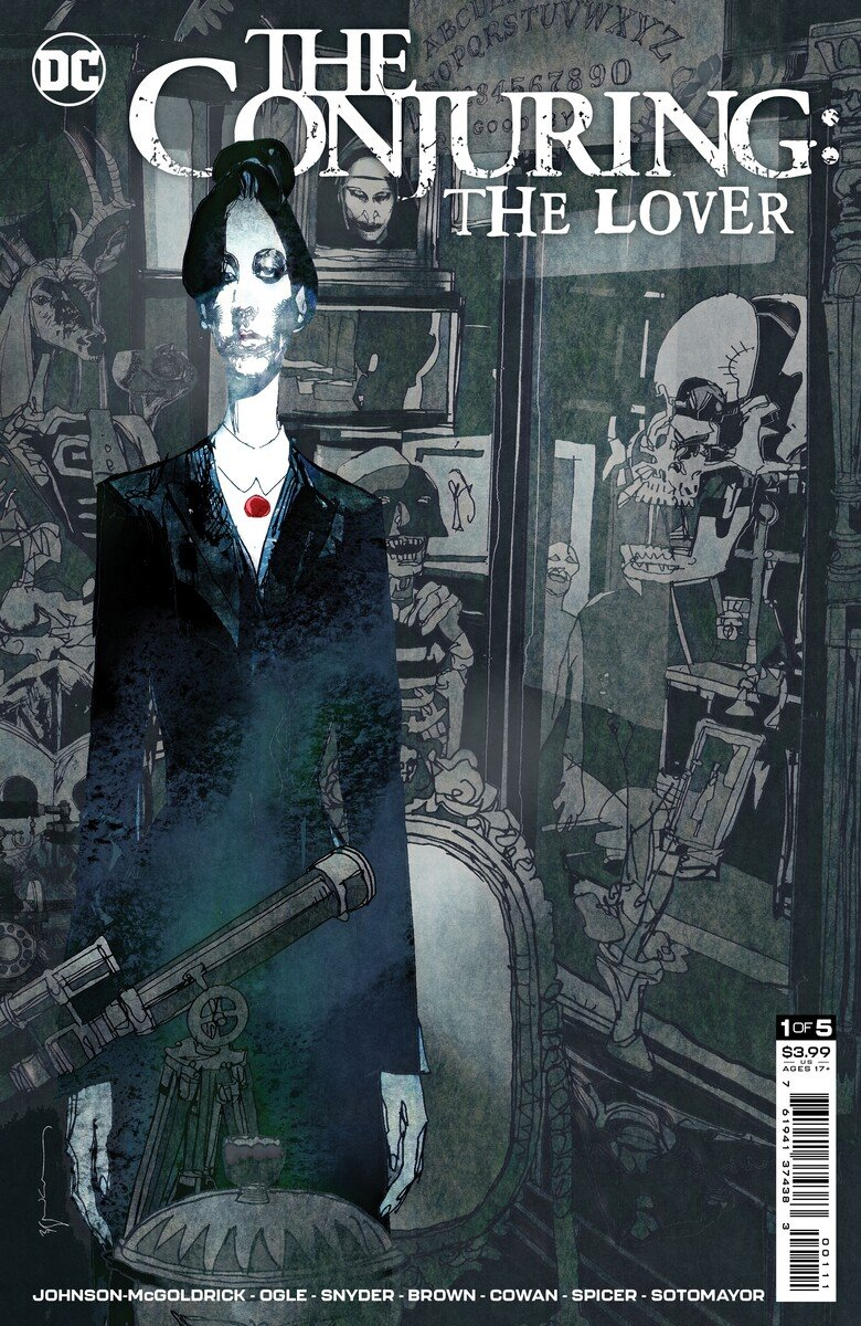 The Conjuring: The Lover #1 Review