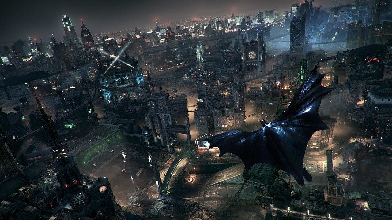 Warner Bros. Keeping Core Game Studios following Merger