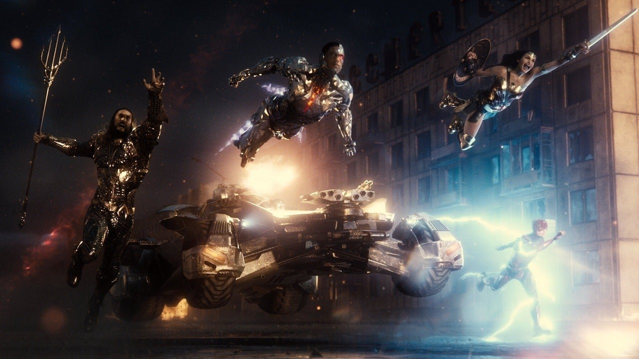 Zack Snyder's Justice League Domestic Blu-Ray Release Date Announced