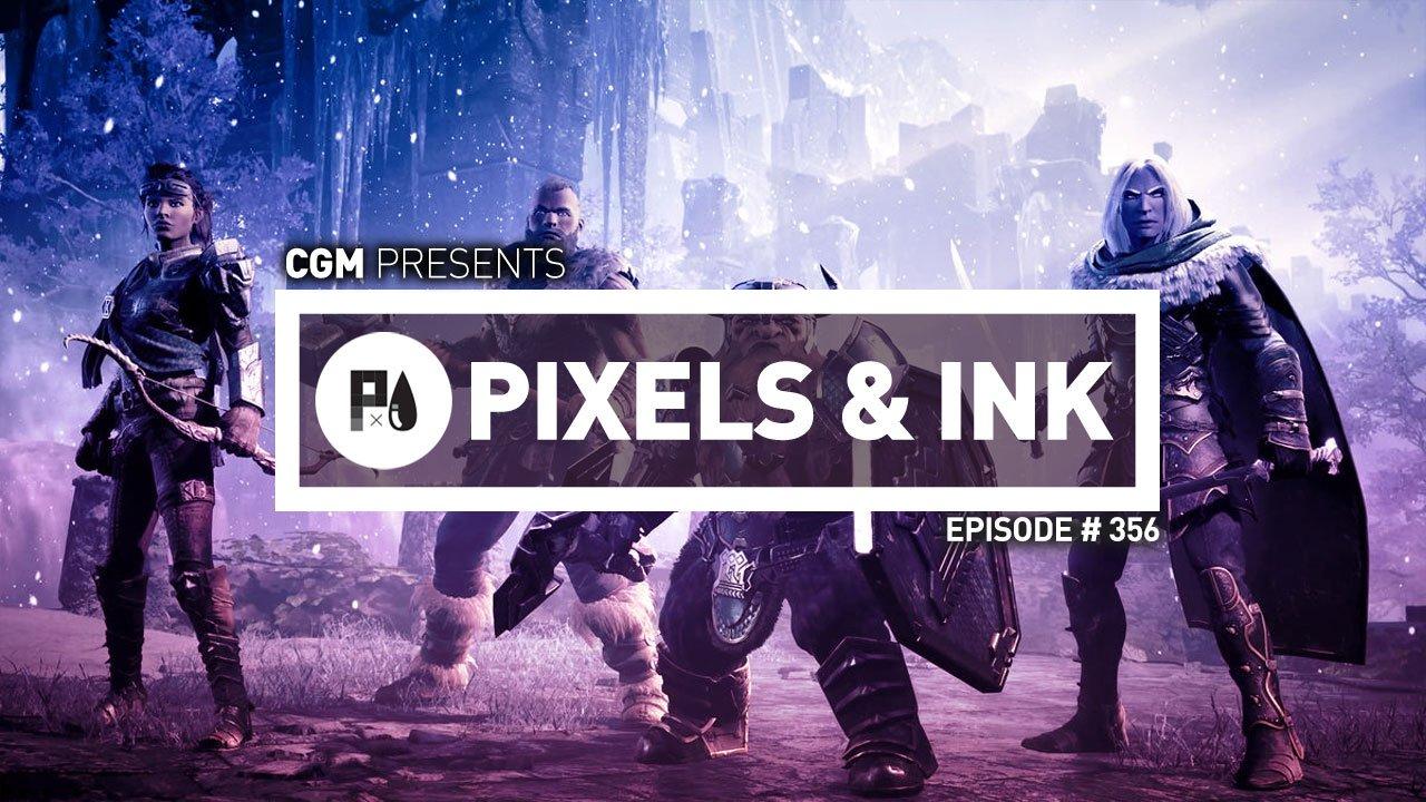 Pixels & Ink Podcast: Episode 356