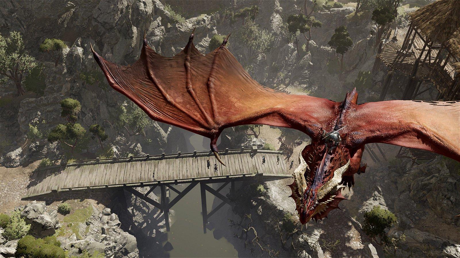 Writing the Future of Baldur's Gate 3