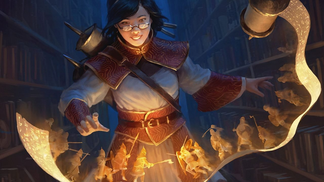Dungeons And Dragons Players Can Channel The Magical Energies Like Pupils At Magic: The Gathering'S Strixhaven University This Fall.