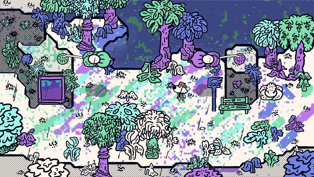 Chicory: A Colorful Tale (Pc) Review