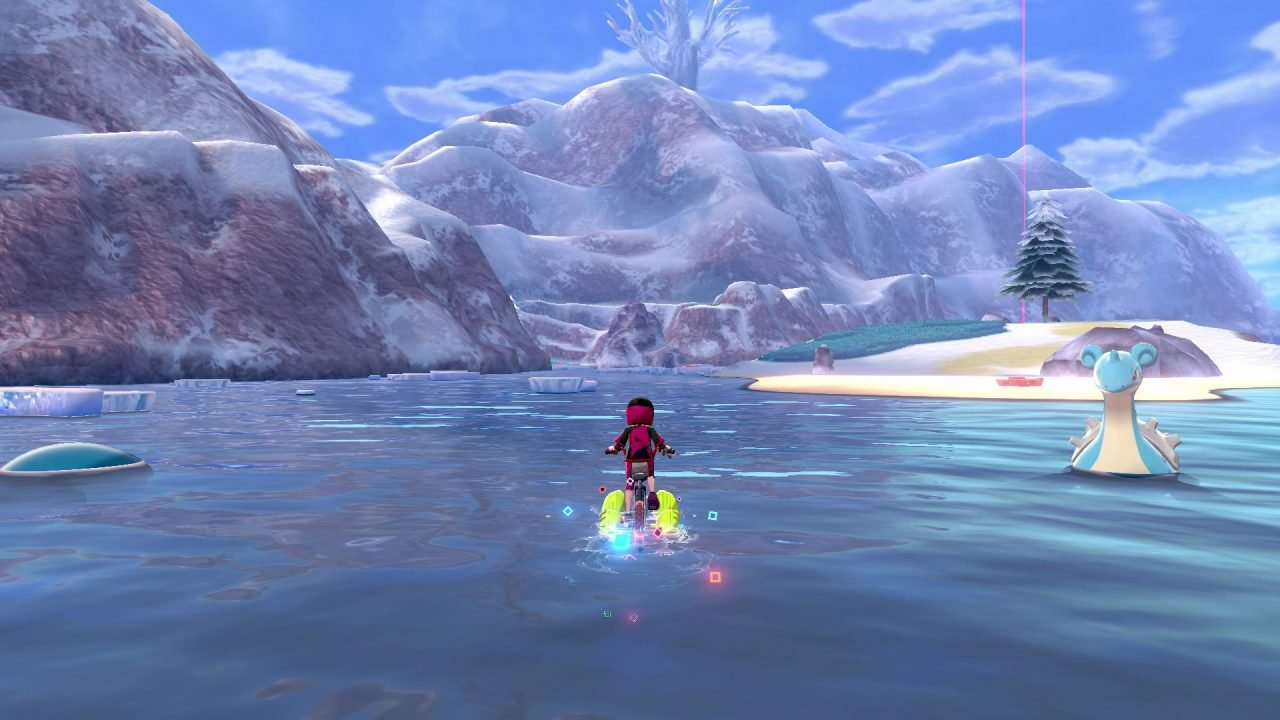 Editor's Pick: The 5 Best Ice Cream Levels In Games