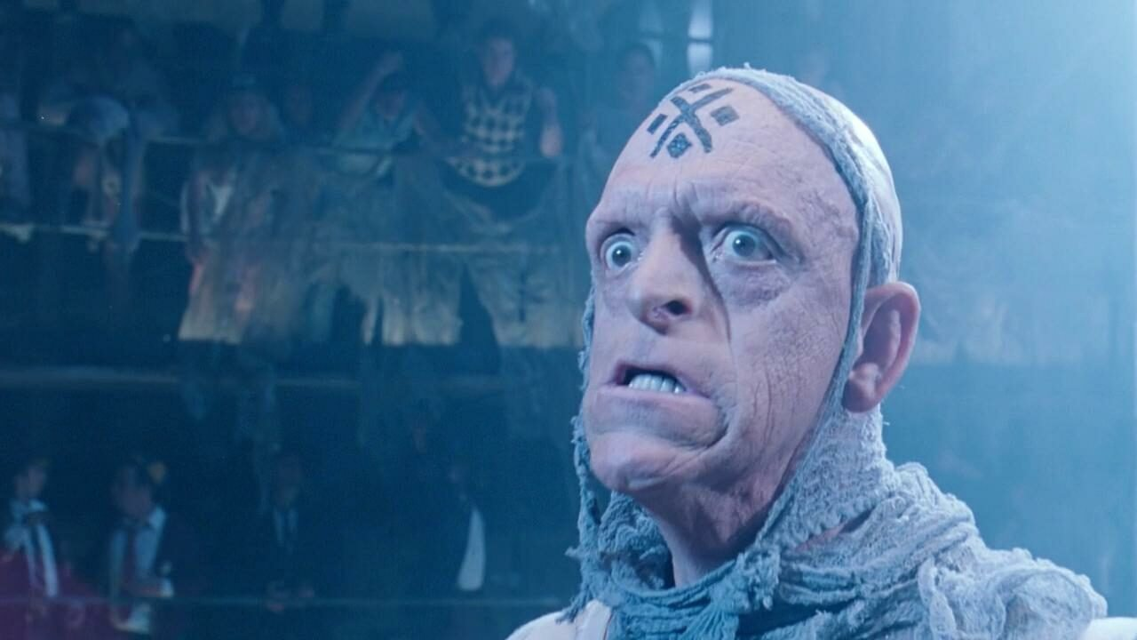 Iconic Actor Michael Berryman Shares Thoughts On His Career