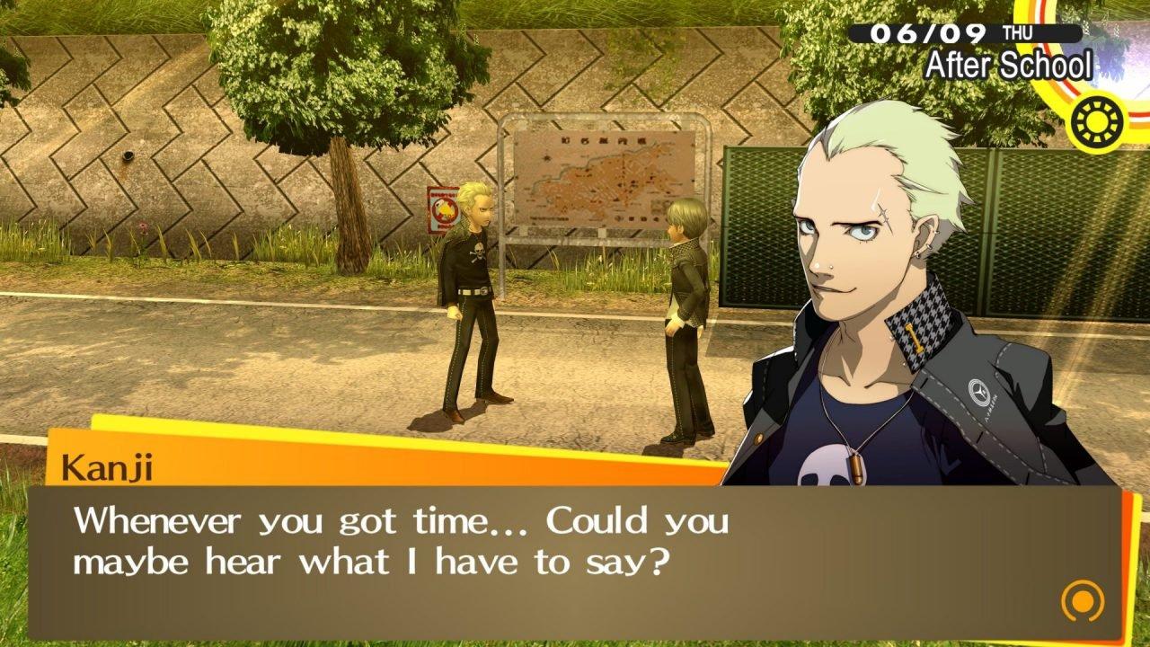 Persona 4 Golden (Ps Vita) Review