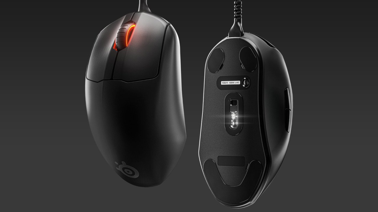 SteelSeries Prime+ Mouse Review 4