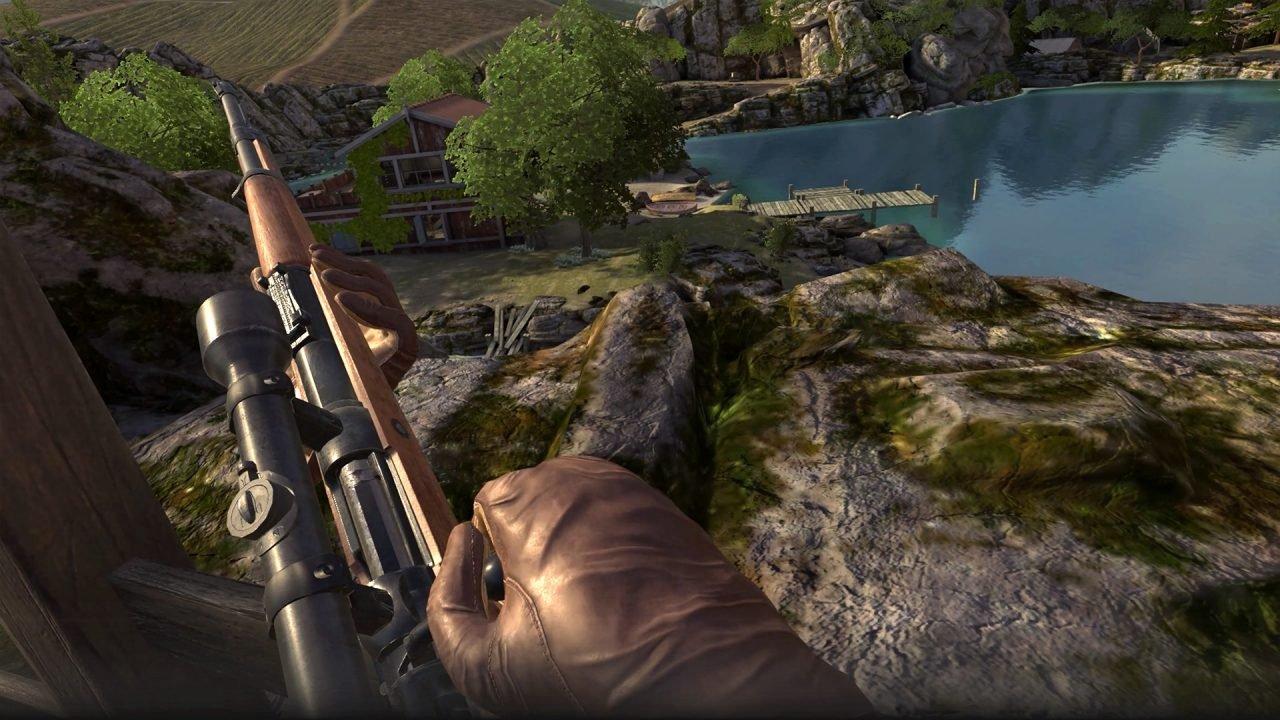 Sniper Elite Vr Review 1
