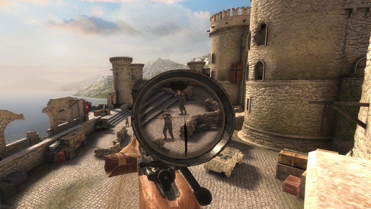 Sniper Elite Vr Review 2