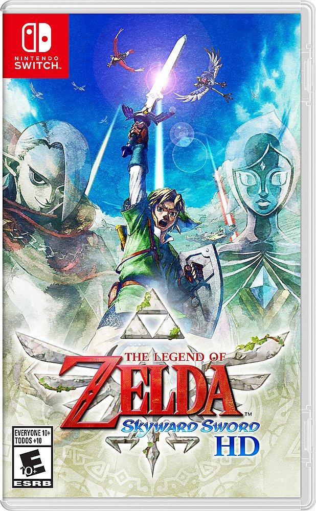 The Legend of Zelda: Skyward Sword HD Review 5