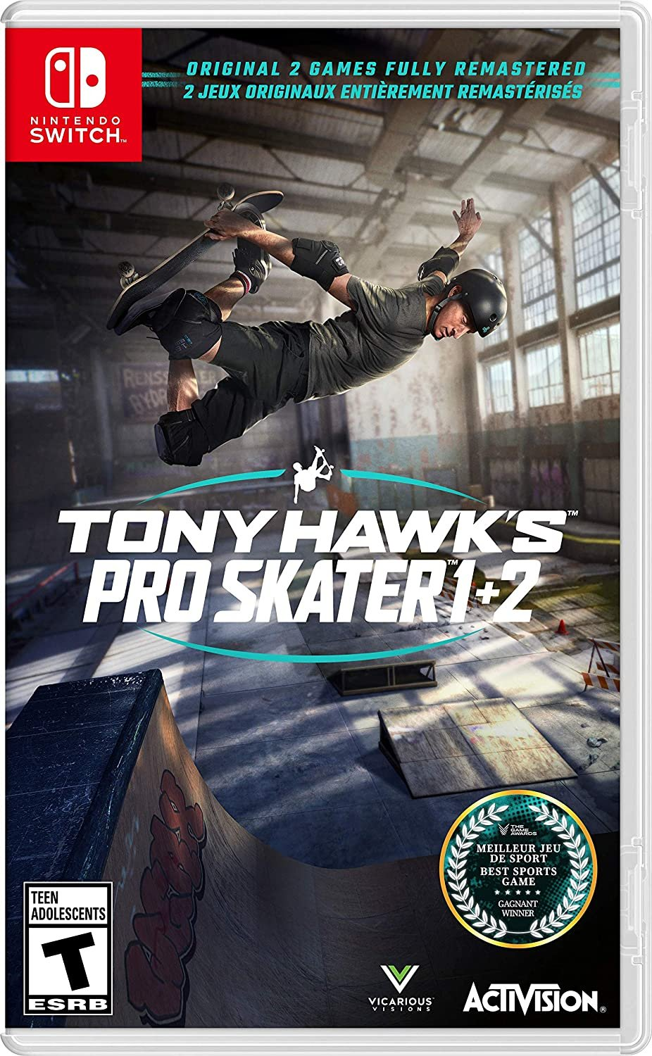 Tony Hawk's Pro Skater 1 + 2 (Switch) Review 3