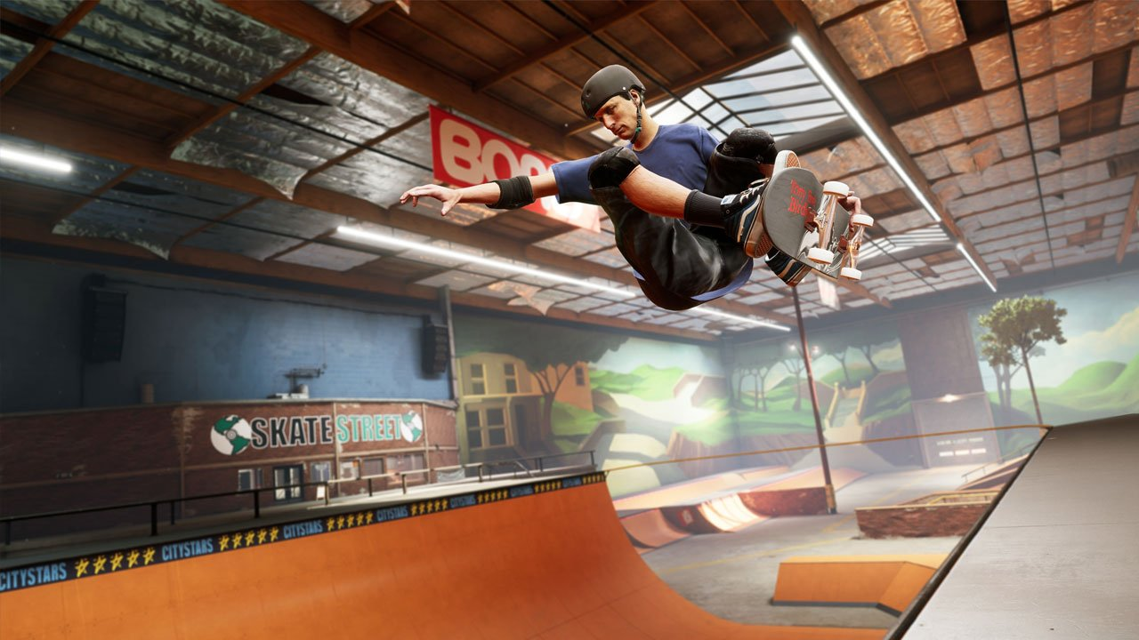 Tony Hawk's Pro Skater 1 + 2 (Switch) Review