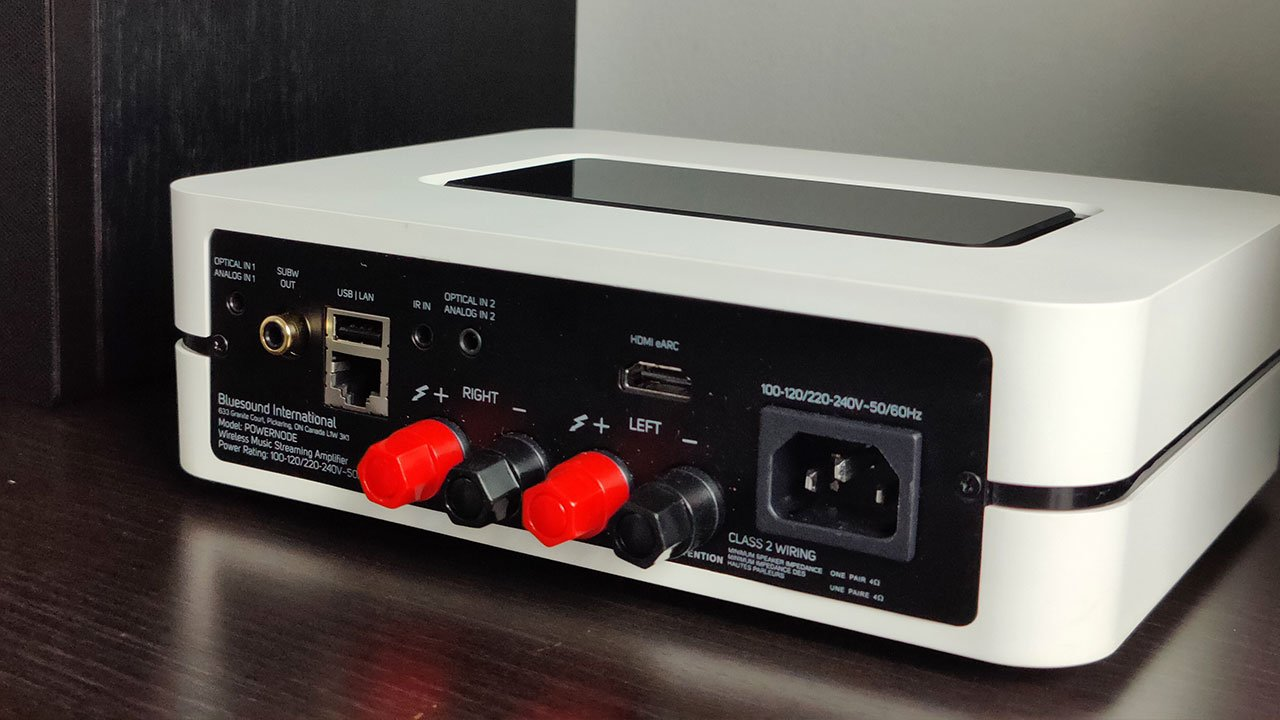 Bluesound Powernode (N330) Review 4