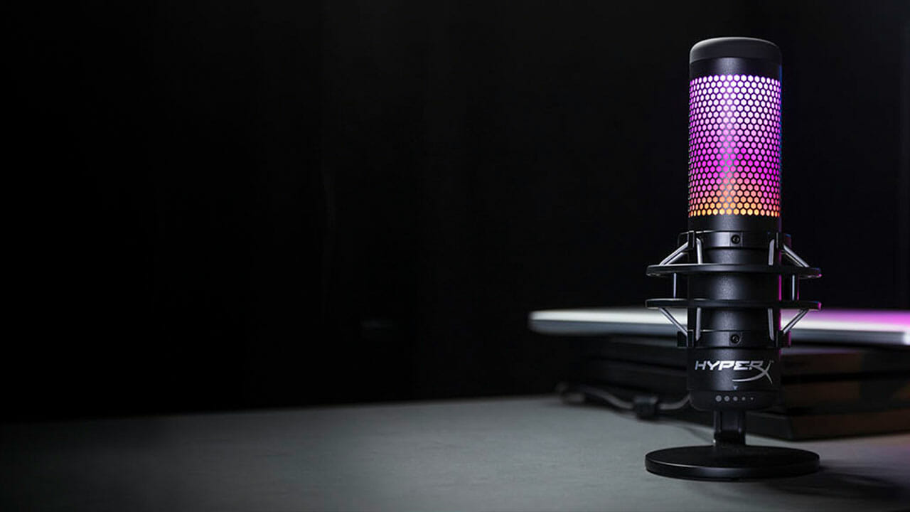 Hyperx Quadcast S Microphone Review 6