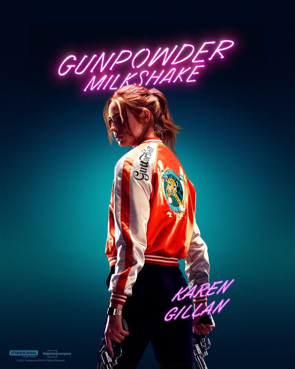 Gunpowder Milkshake (2021) Review 1