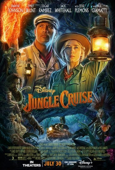 Jungle Cruise (2021) Review 2