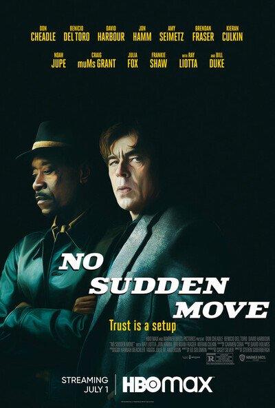 No Sudden Move (2021) Review