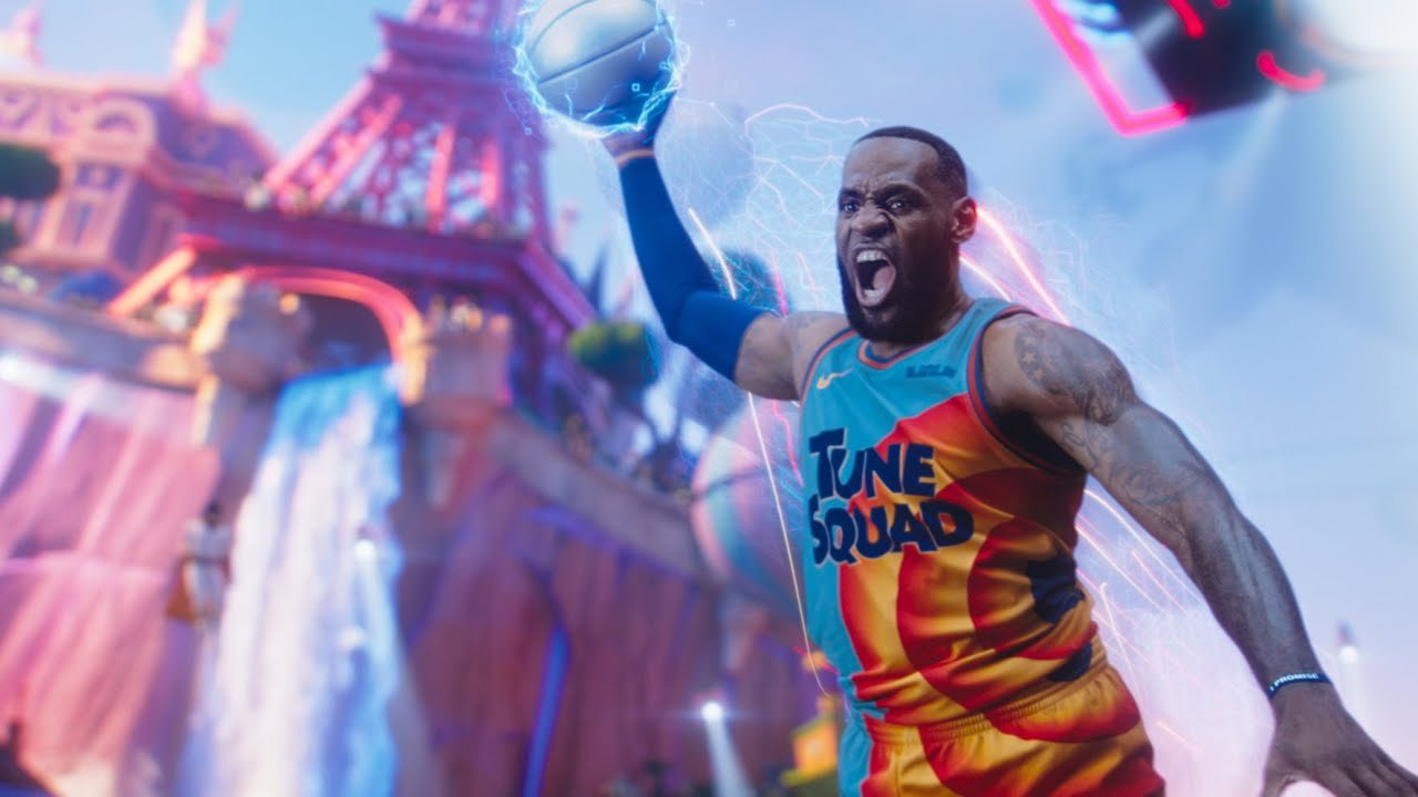 Space Jam: A New Legacy Review 1