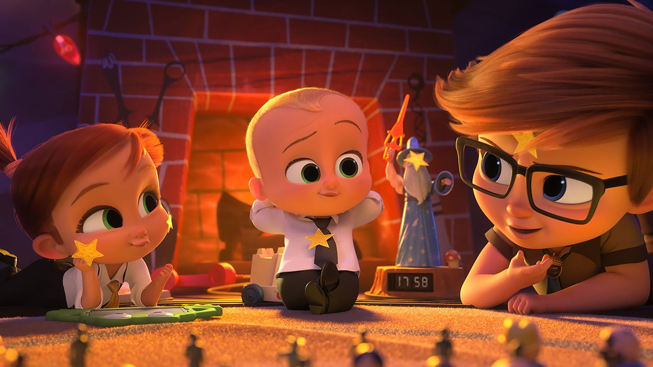 The Boss Baby: Family Business (2021) Review 1