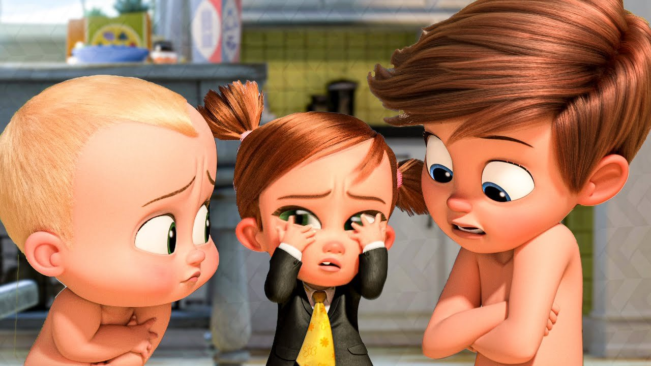 The Boss Baby: Family Business (2021) Review 2