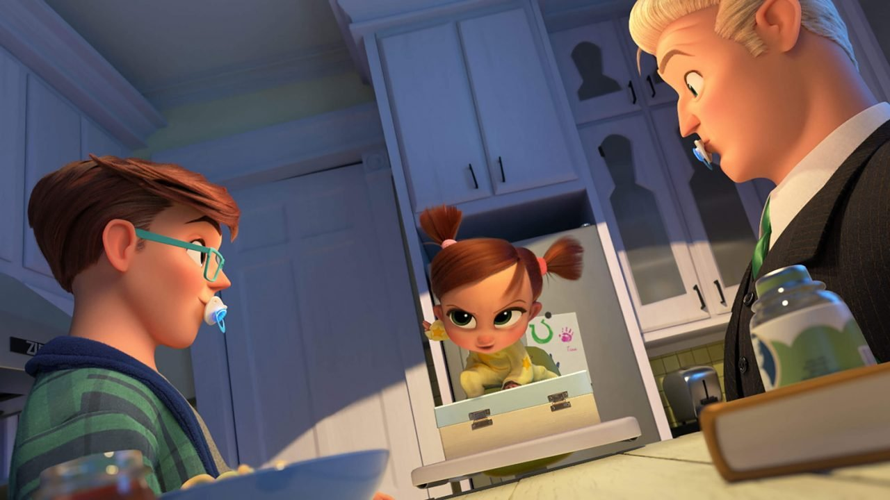 The Boss Baby: Family Business (2021) Review 3