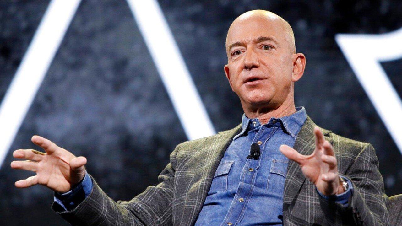 Andy Jassy Replaces Jeff Bezos as Amazon CEO